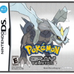 Pokemon G5 (era Nintendo DSi) Gray