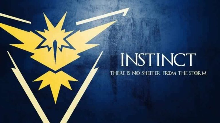 Tips Memilih Tim di Pokemon GO Tim INSTINCT