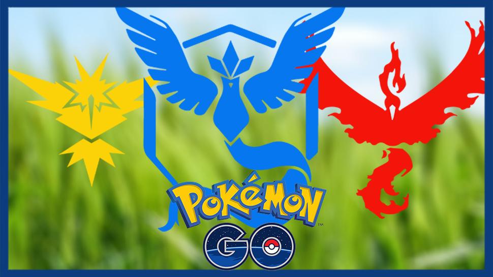 Tips Memilih Tim di Pokemon GO 1