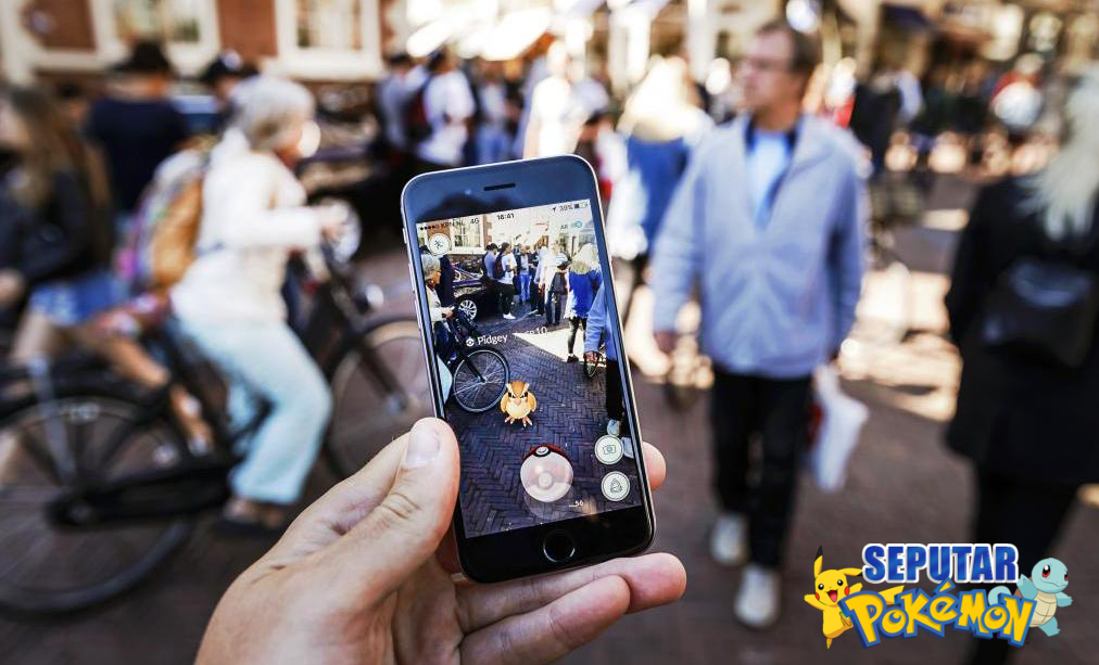 Seputar Pokemon - Cara Aman Memainkan Pokemon Go