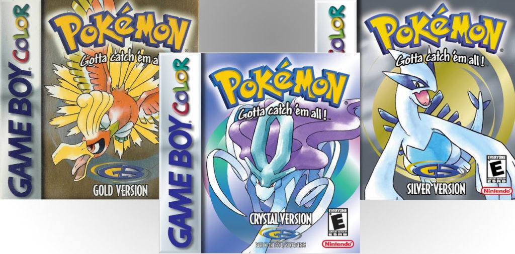 Pokemon G2 (era Game Boy Color)