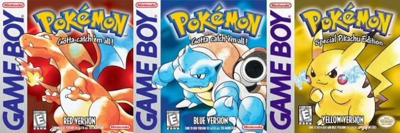Pokemon G1 (era Game Boy)