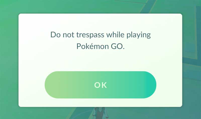 Masalah Pokemon GO Update 1