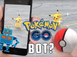Cheat Bot Pokemon GO